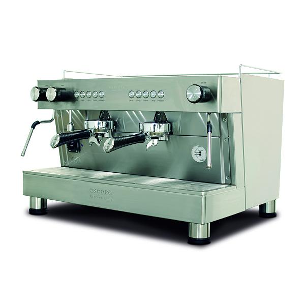 Cafetera profesional ASCASO 2 grupos
