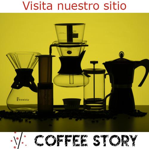 cafetera moka, chemex, aeropress, prensa francesa
