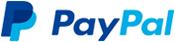 Paga seguro con PayPal